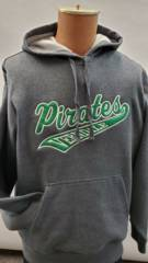 TWILL PIRATE HOODIE_image